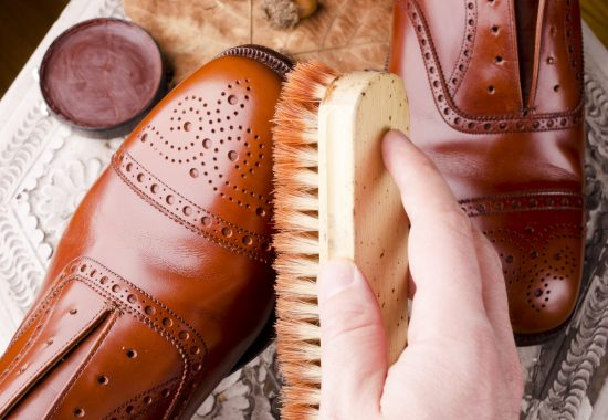 How to take care of leather shoes?